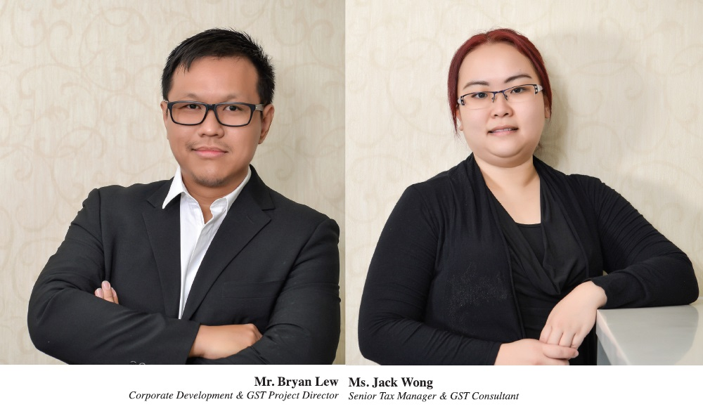 Mr. Bryan Lew & Ms. Jack Wong
