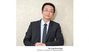 Mr. Lam Kwai Soon - Automatic Exchange of Information Regime