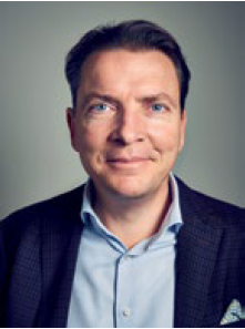 Jeroen van der Linden, founder of TGS lime tree