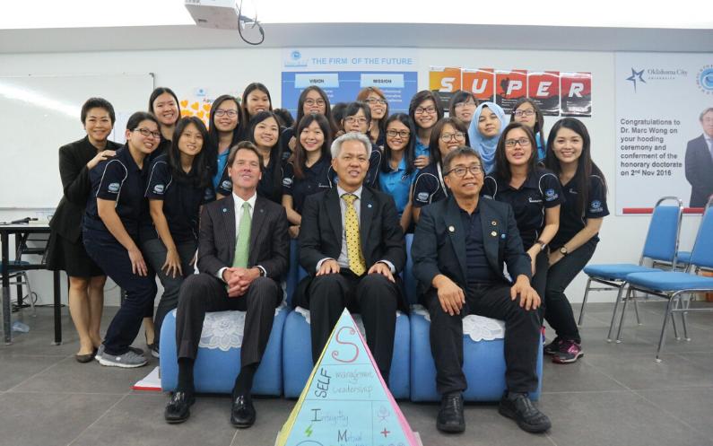 Cheng & Co Transformation Leadership Programme 2017 Graduates