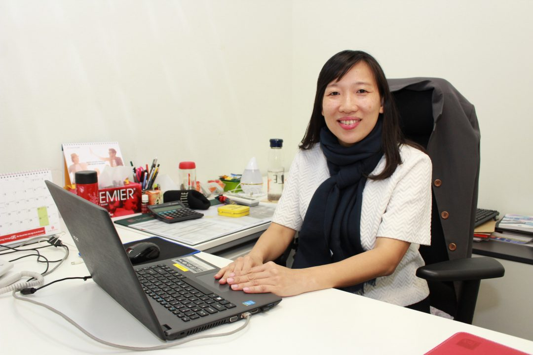 Melissa Thoo – COO of Cheng & Co Group