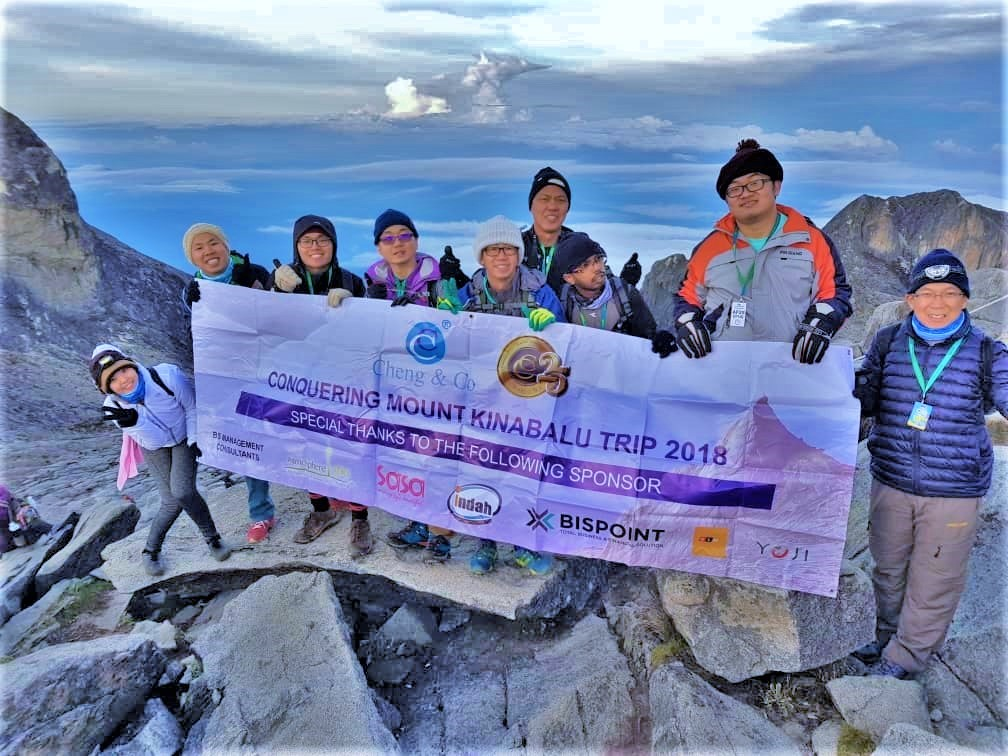Mount KK Peak