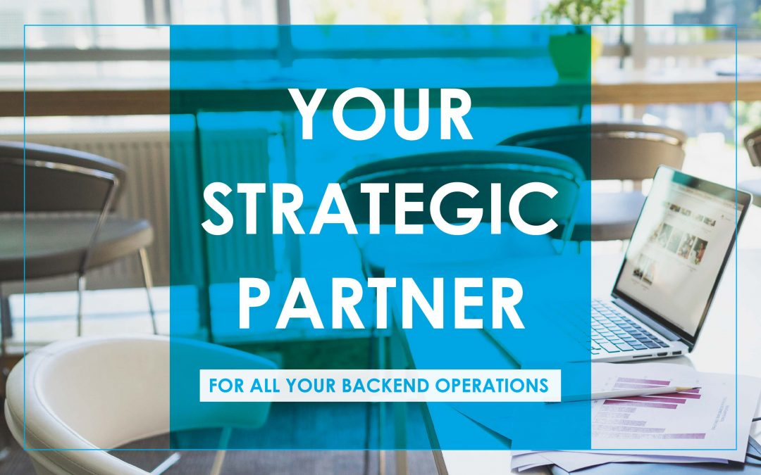 Your Strategic Partner for All Your Backend Operations