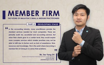 Member Firm – The Future of Malaysia's Small & Medium Practitioners (Part 2)