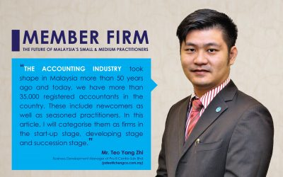 Member Firm – The Future of Malaysia's Small & Medium Practitioners (Part 1)