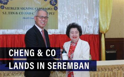 Cheng & Co Lands in Seremban