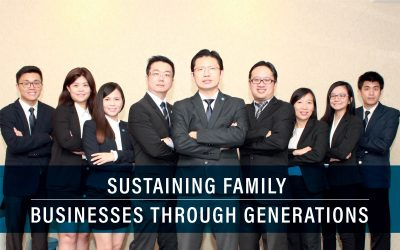 Sustaining Family Businesses through Generations