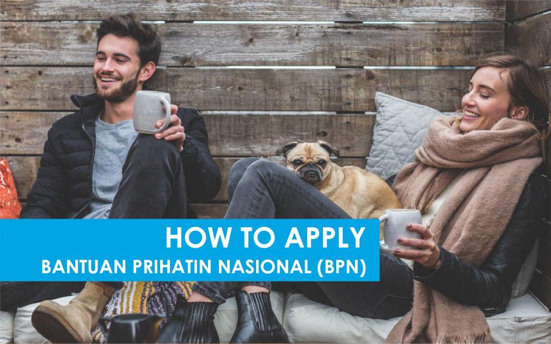 BPN, BSH Bantuan Prihatin