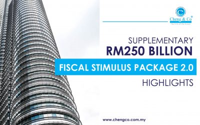 Supplementary RM250 Billion Fiscal Stimulus Package 2.0