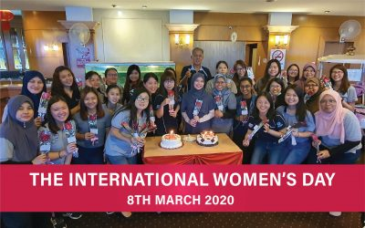 The International Women's Day