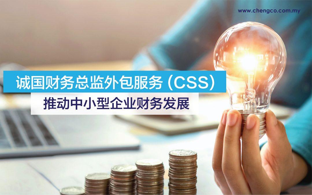 诚国财务总监外包服务 (CSS) 推动中小型企业财务发展