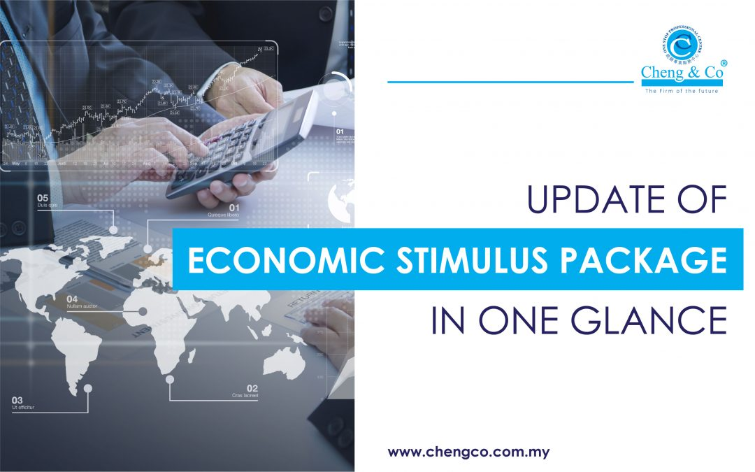 Update of Economic Stimulus Package in One Glance (MOF Updated On 21 April 2020)