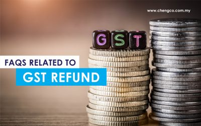 FAQs related to GST Refund