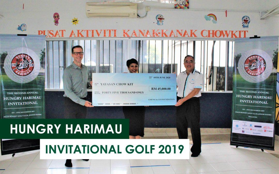 Hungry Harimau Invitational Golf 2019