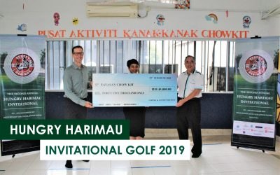 Hungry Harimau Invitational Golf 2019
