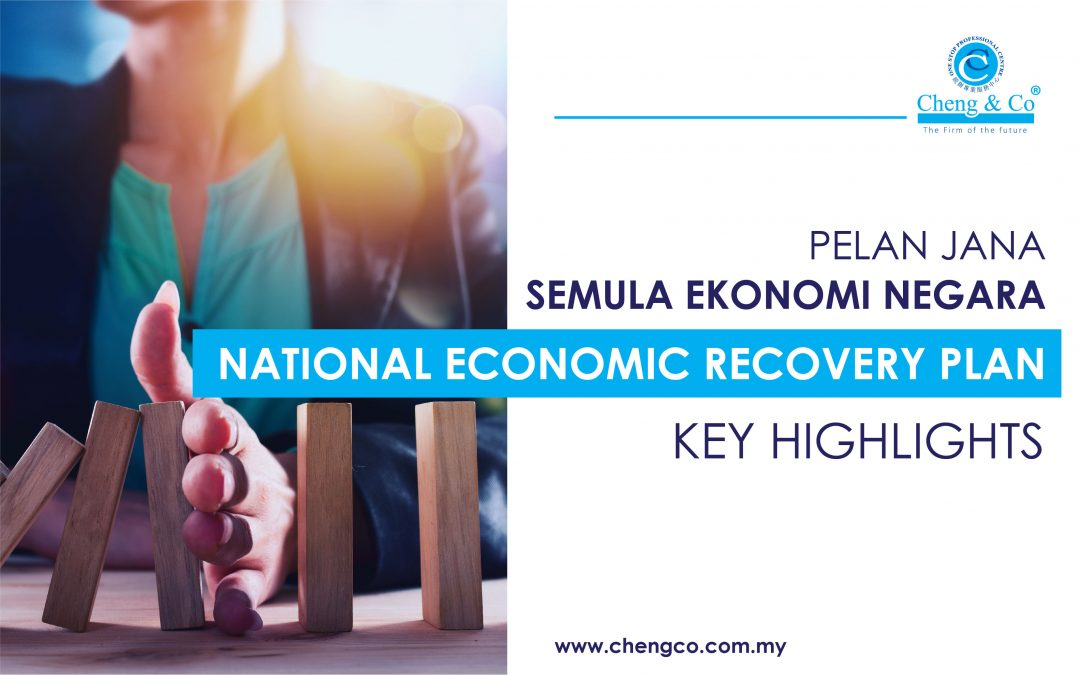 Key Highlights related to PENJANA/ National Economic Recovery Plan