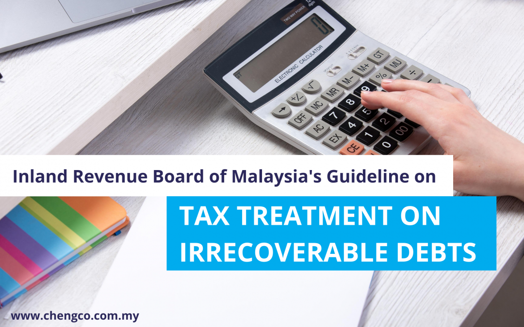 Tax Treatment on Irrecoverable Debts