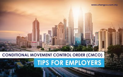 Conditional Movement Control Order (CMCO): Tips for Employers
