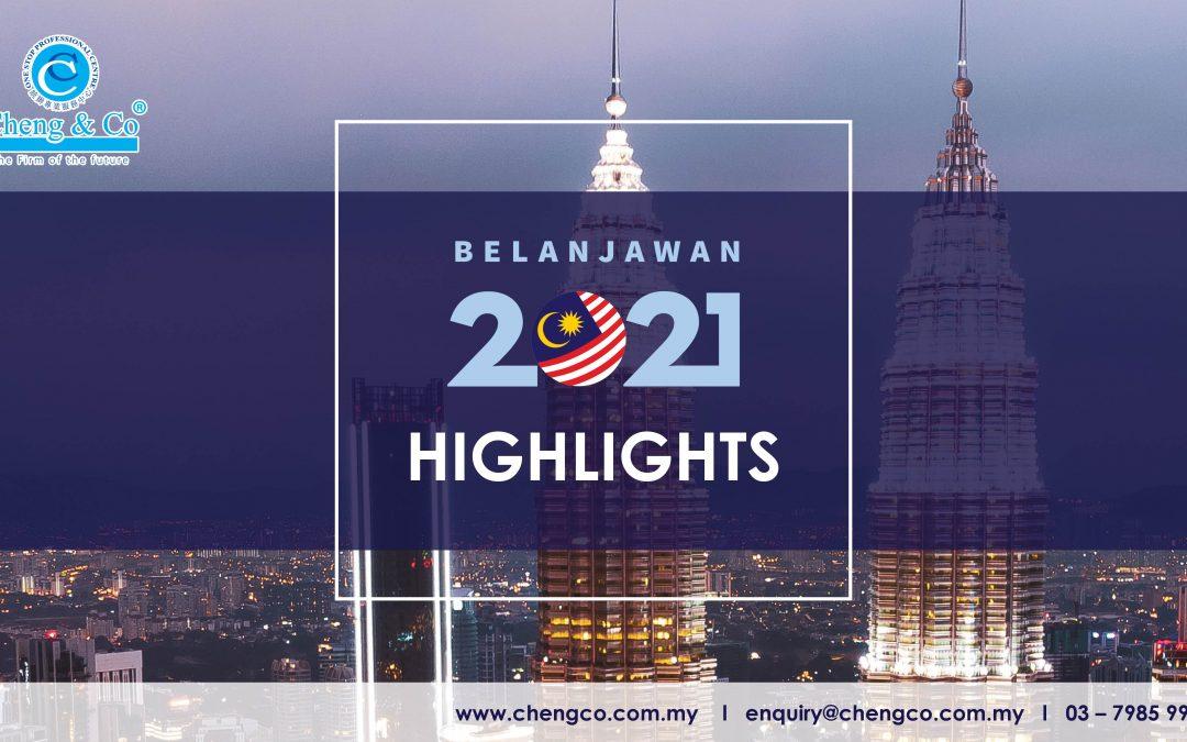 Budget Talk 2021 by Mr Lam (English)