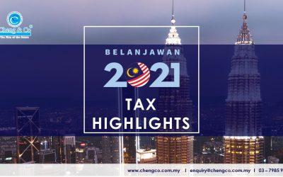 2021马来西亚财政预算案分享会 by Mr. Paul Wong