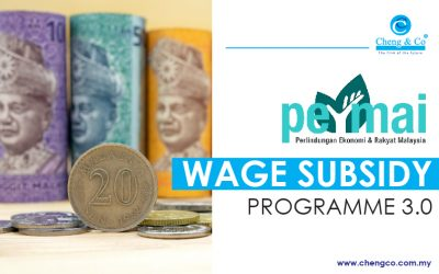 PERMAI – Wage Subsidy Programme 3.0