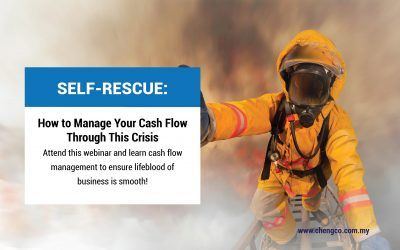 SELF-RESCUE: How to Manage Your Cash Flow Through This Crisis (Chinese)