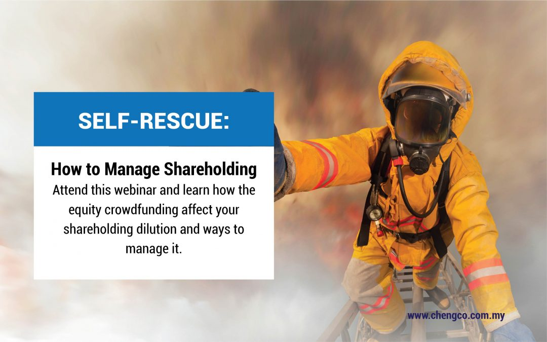 Self-Rescue: How to Manage Shareholding