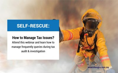SELF-RESCUE: How to Manage Tax Issues? (English)