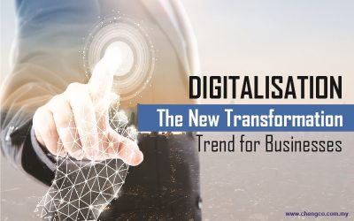 Digitalisation – The New Transformation Trend for Businesses
