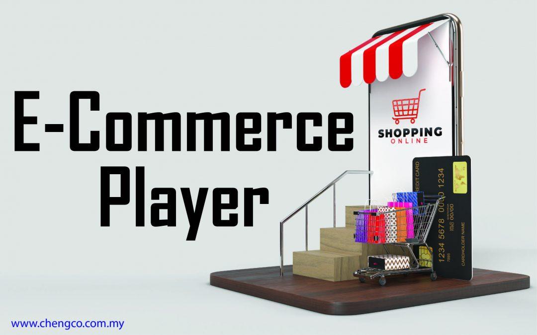 E-Commerce Player