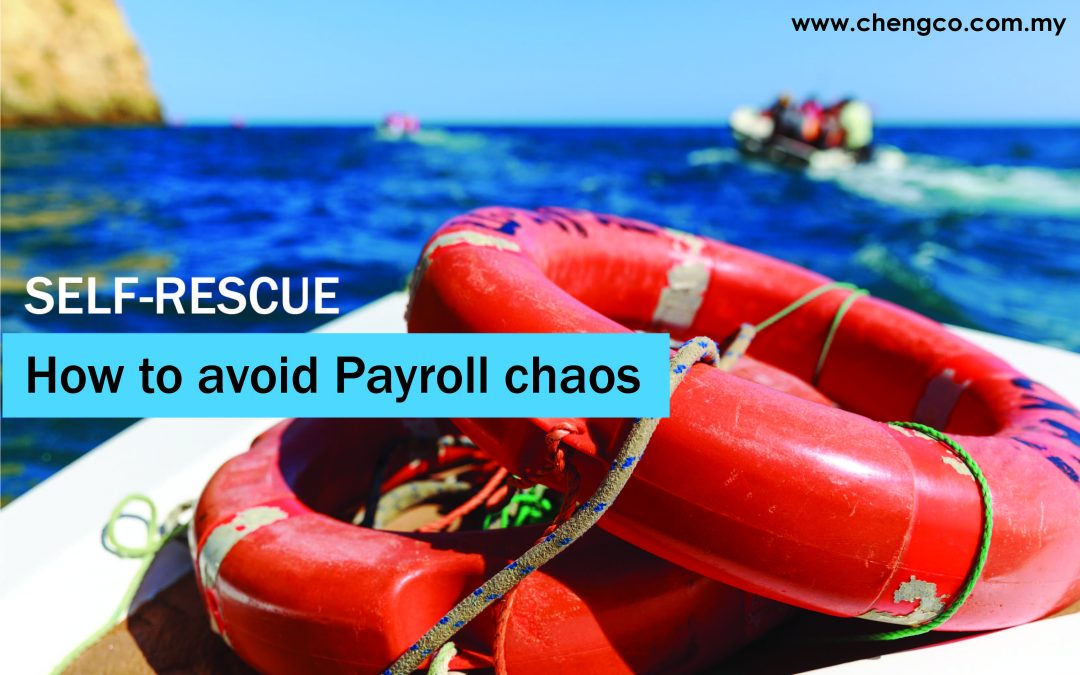 How to avoid Payroll chaos?