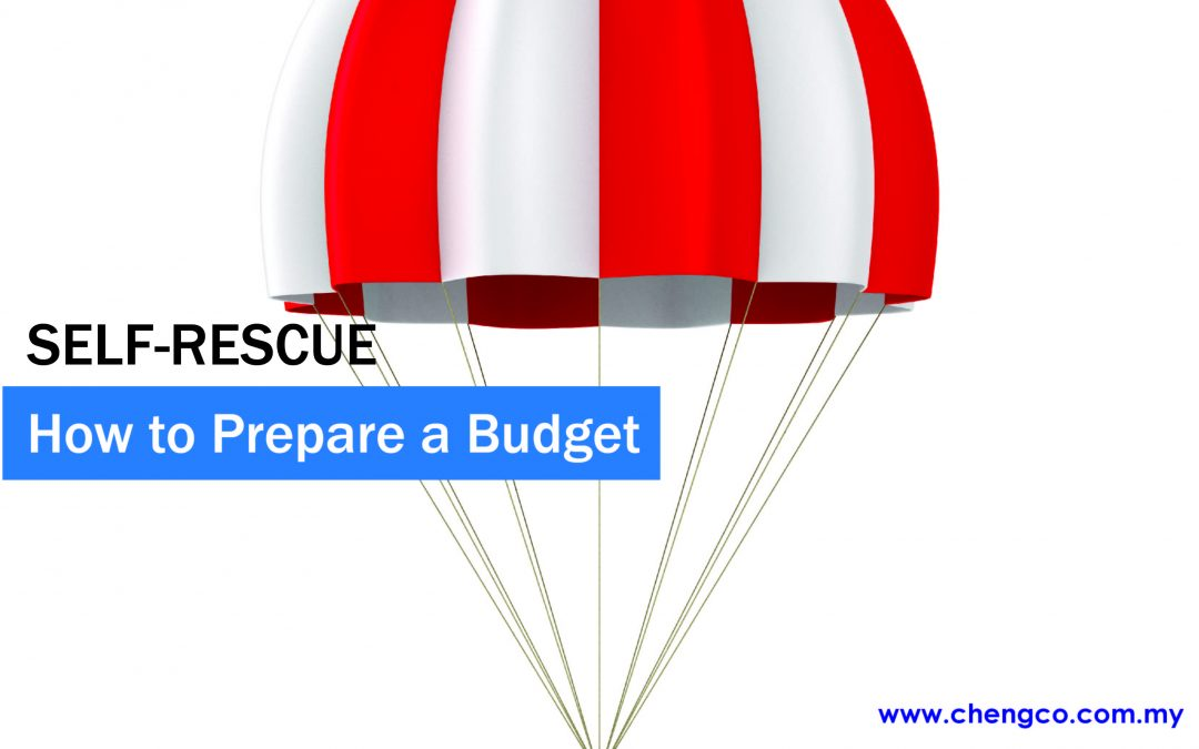 SELF-RESCUE: How to Prepare a Budget? by Ms Su (English)