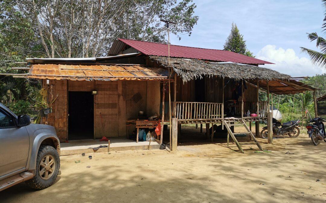 Visitation to Kampung Buluh Nipis