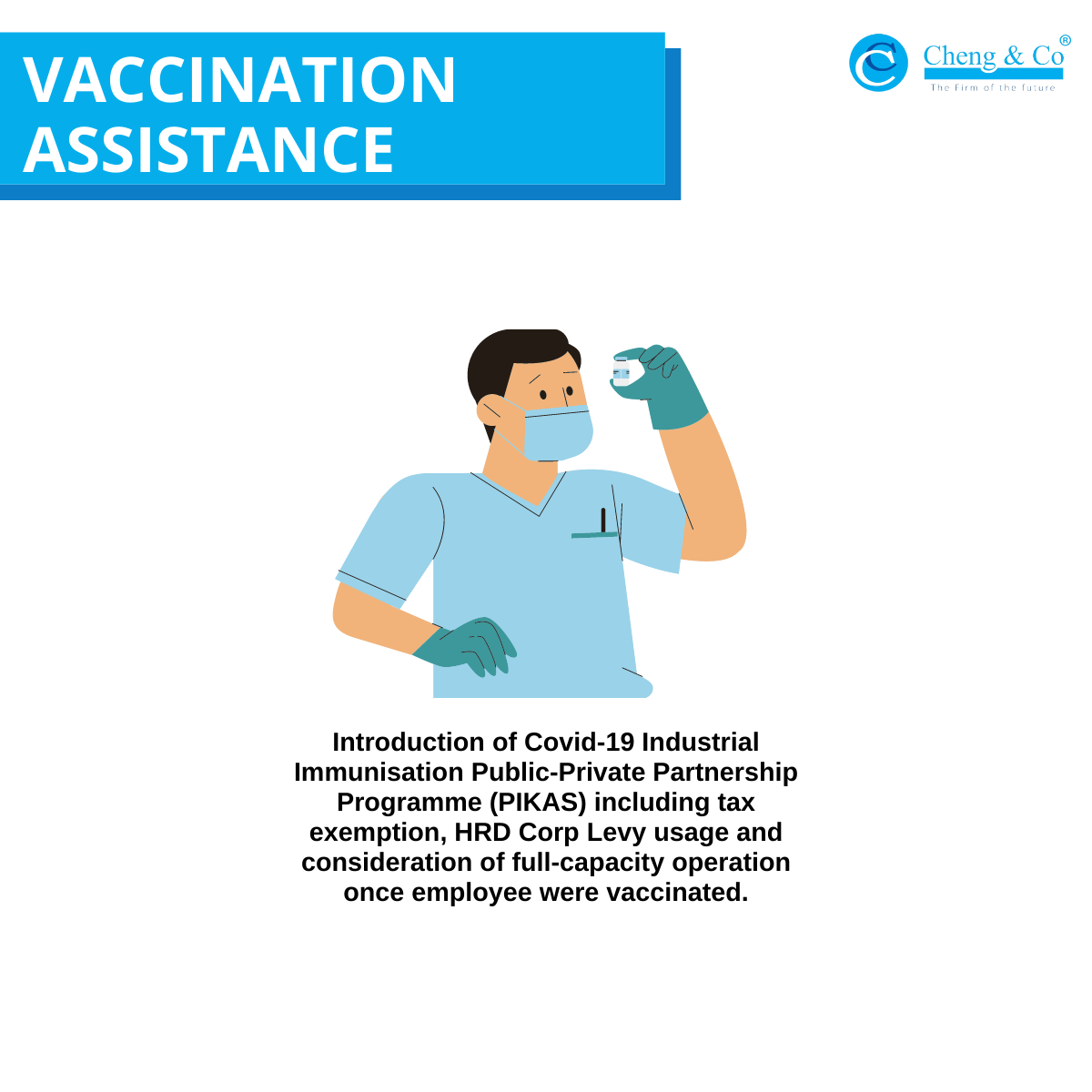 PEMULIH Vaccination Assistance
